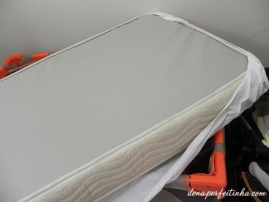 Solução pro lençol não soltar do colchão