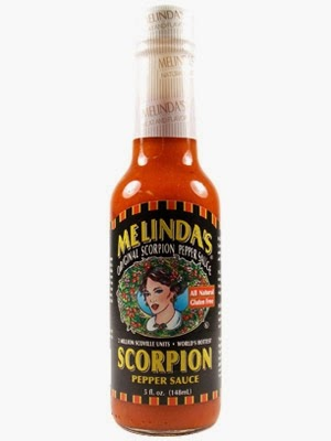 Melinda's Scorpion Pepper Hot Sauce