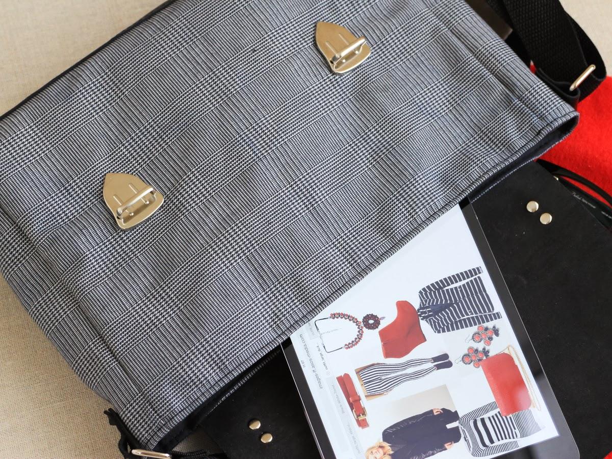 Удобный кожаный портфель на каждый день