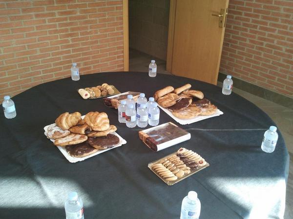 Desayuno Navaja Negra 2014