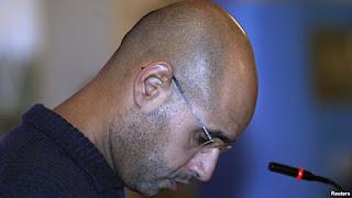 Dënim me vdekje për djalin e Gadhafit dhe 8 persona