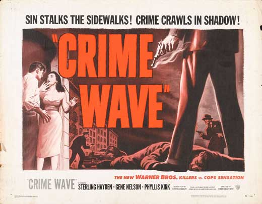 lauras miscellaneous musings tonights movie crime wave