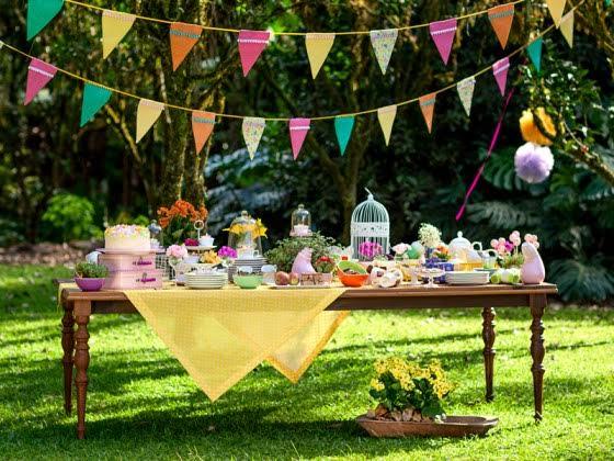 Dicas de como organizar uma festa de aniversário infantil nas férias de verão