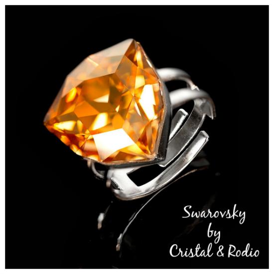 Swarovsky los cristales mas finos Cristal y Rodio
