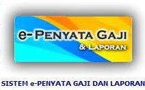 e-Penyata Gaji