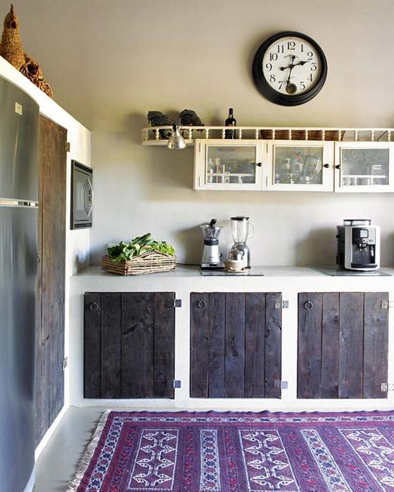 Modern Rustic Kitchen CabiDoors