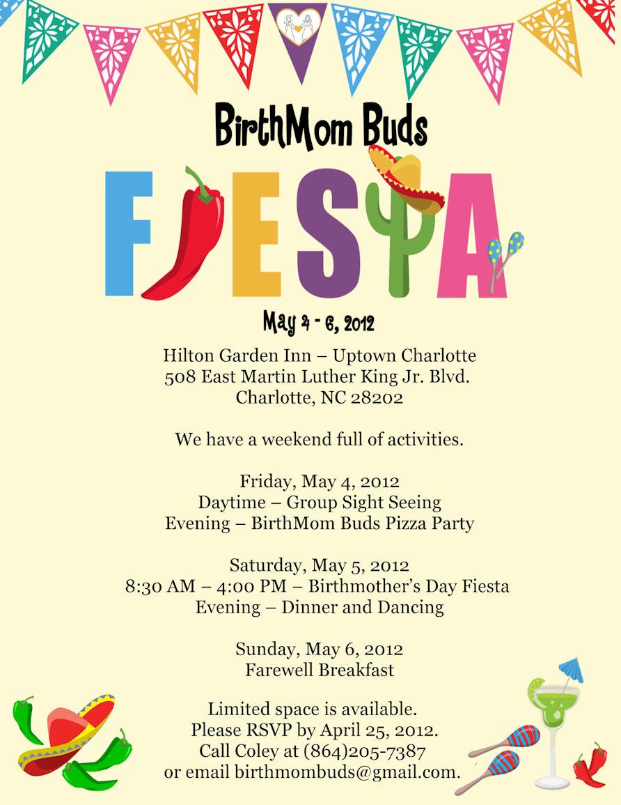 BirthMom Buds Blog 2012 BirthMom Buds Retreat