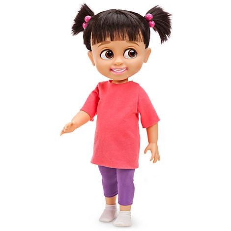 Novedades Disney: Nueva muñeca de Boo (Monstruos S.A.) en Disney Store