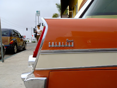 the street peep 1957 plymouth sport suburban wagon