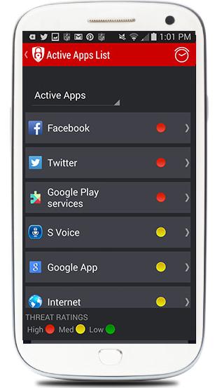 SpyAware - saiba o que seus apps andam fazendo quando você não está olhando!