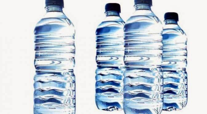 Alasan Tidak Minum Air Dalam Kemasan