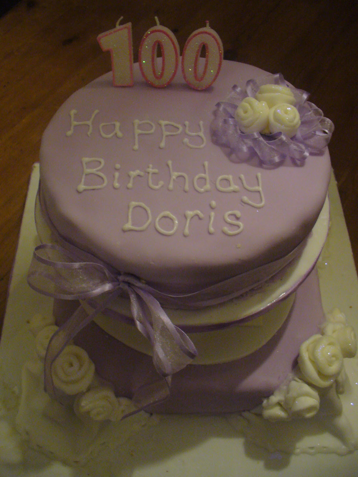 Sew Much To Do So Little Time 100th Birthday Cake