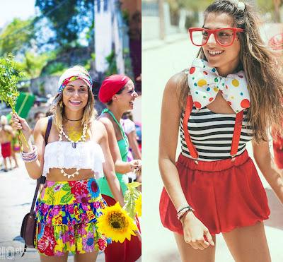 Carnaval 2016, Fantasias