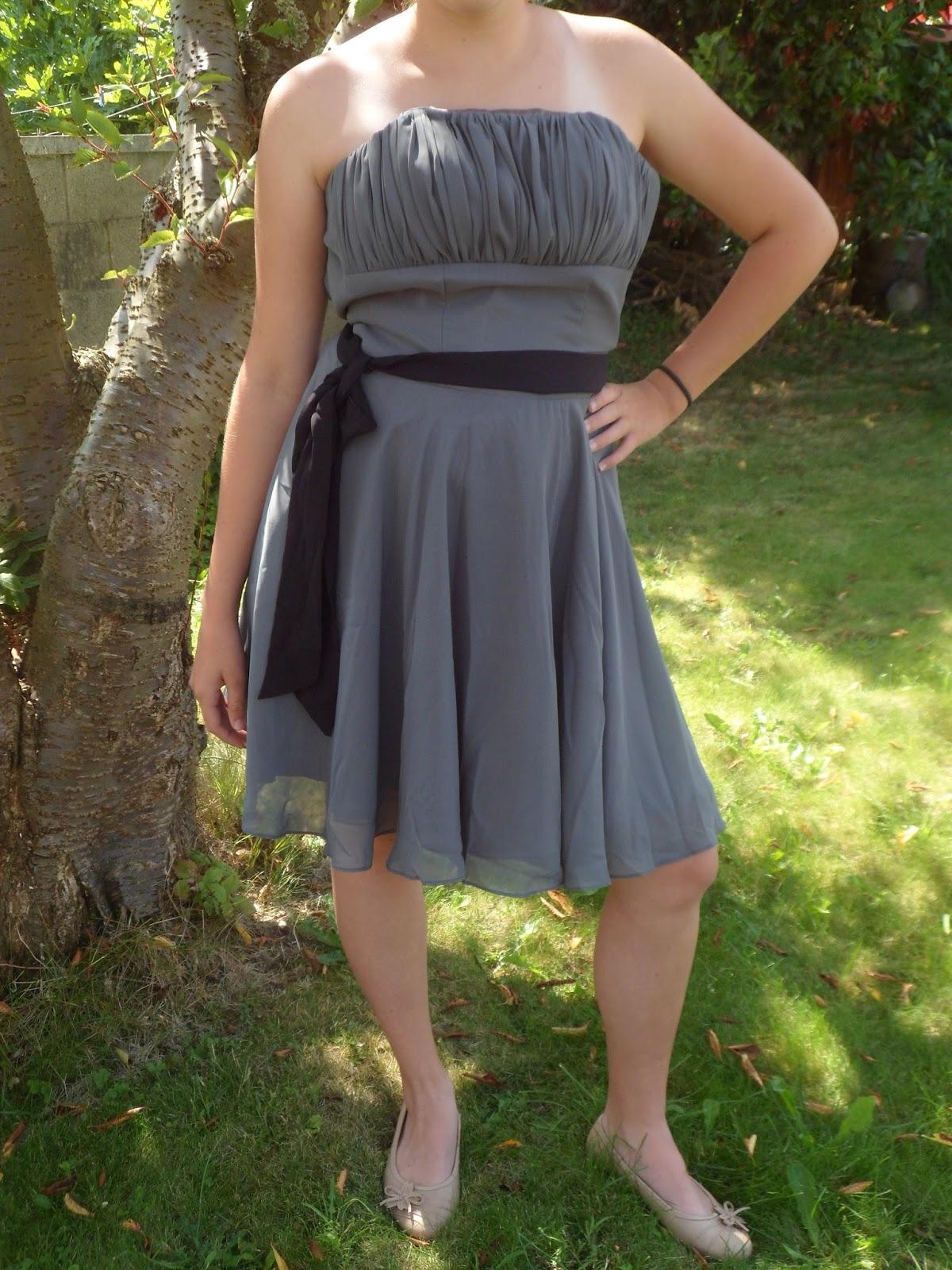 Ma robe de soiree