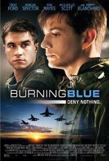 Burning Blue HDRip AVI