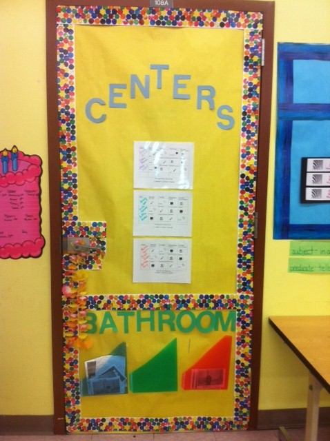 November Classroom Decor ~ Moments from first grade door ideas