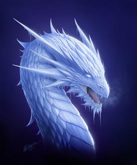 Dragonsfaerieselves theunseen ice dragons legend myth - Awesome dragon pictures ...