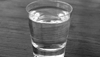 Dinâmica do copo com agua