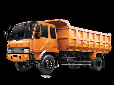 Fuso Dump Truck Jambi