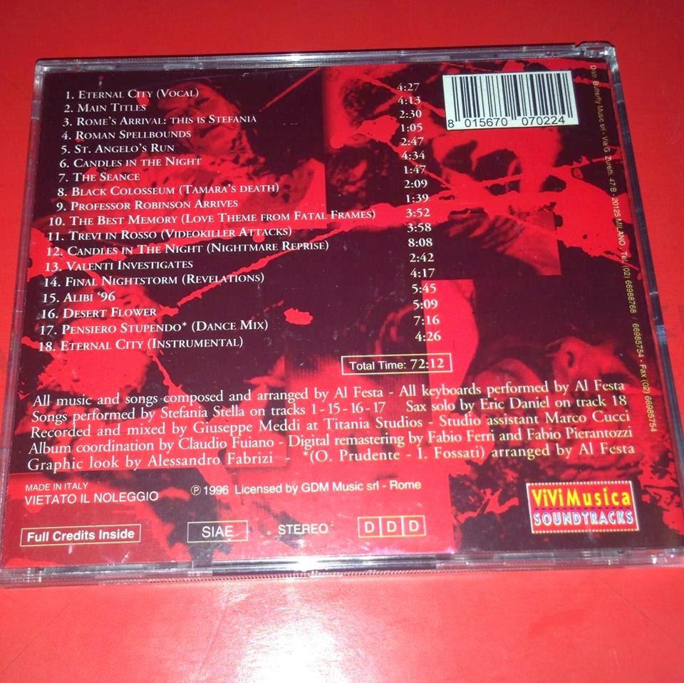 My Mad Music Corner: Fatal Frames soundtrack