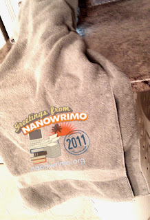 Throwing in the NaNoWriMo towel......