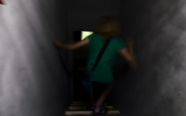 inside the tunnels at spyzone matlock