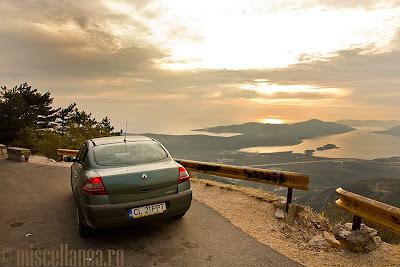 Kotor Lovcen road