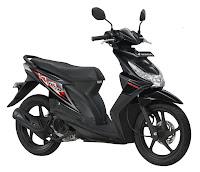 Honda BeAT CW Hitam