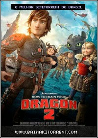 Capa Baixar Filme Como Treinar O Seu Dragão 2 Torrent Dublado (2014) Baixaki Download