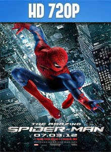 The Amazing Spider-Man 720p Latino 2012
