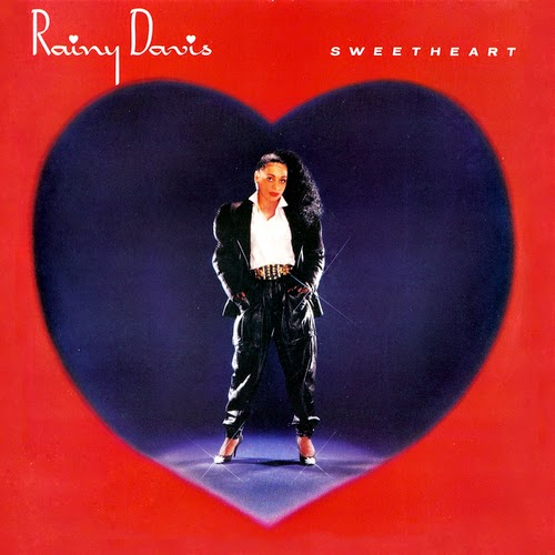 Cover Album of Rainy Davis - Sweetheart (1987) & Ouch (1988) DOUBLE POST!!