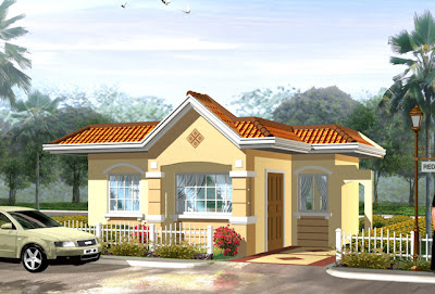 Redwood House Model at Villa Montserrat Taytay