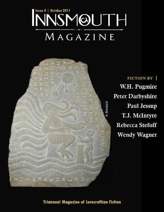 Innsmouth Magazine: Issue 8, cover
