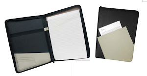 "CENTRUM LINK - ""A4 All Round Zipper Folder"""