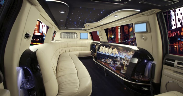 Sports Cars Hummer Limousine Interior