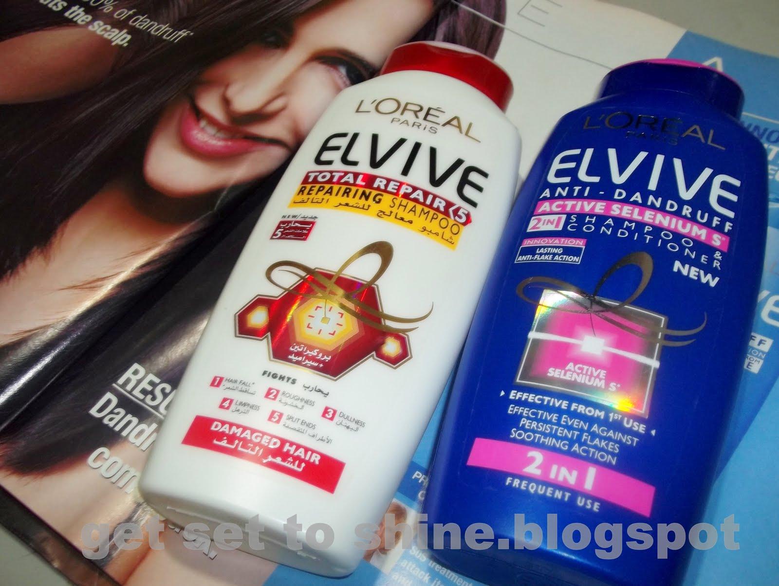 l oreal elvive shampoo review