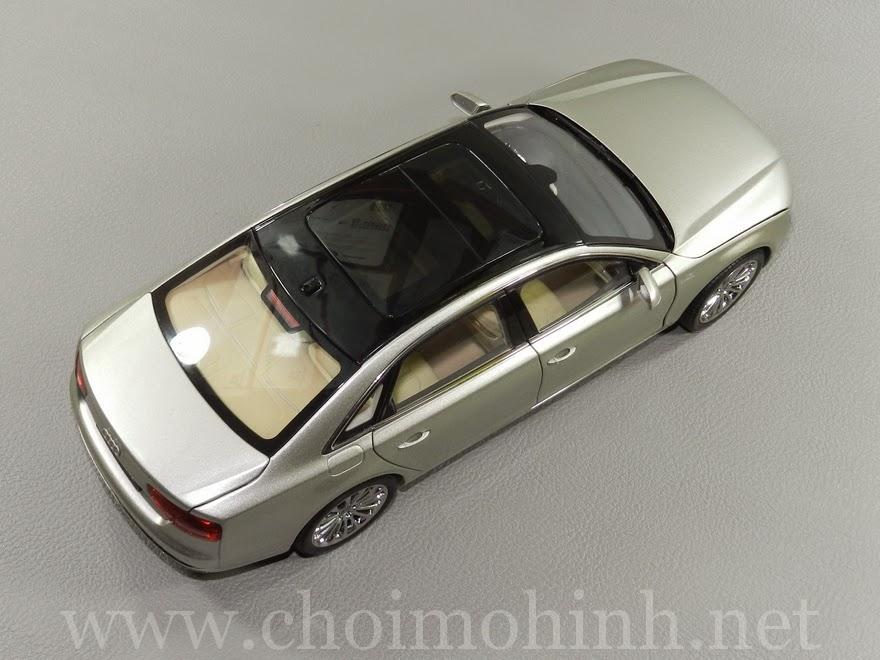 Audi A8 L W12 1:18 Kyosho up