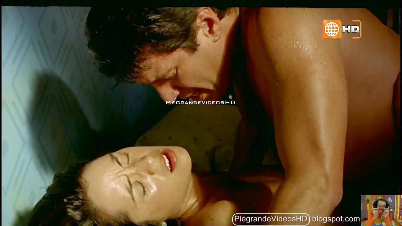 Nicole Kidman desnuda en una escena de Billy