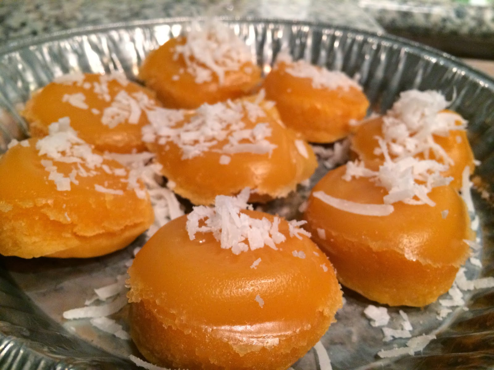 Short And Sweet Recipes Kutsinta