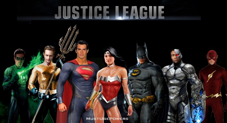 New Justice League Movie