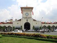 Ben Thanh Market Vietnam