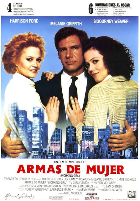 Secretaria Ejecutiva (Armas de mujer) (1988)