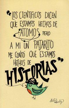Há História!