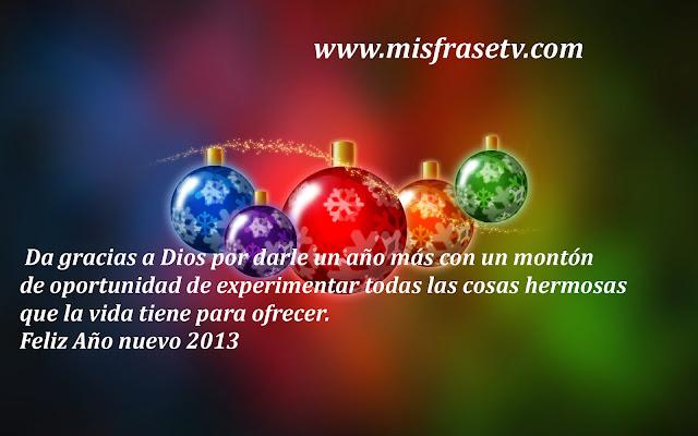Imagenes con mensajes Año Nuevo