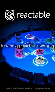 Reactable mobile Free Apps 4 Android