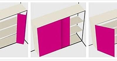 construire un placard mural. Black Bedroom Furniture Sets. Home Design Ideas