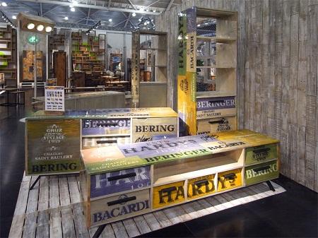D bodhi empresa comprometida con el medio for Muebles reciclados para un estilo industrial