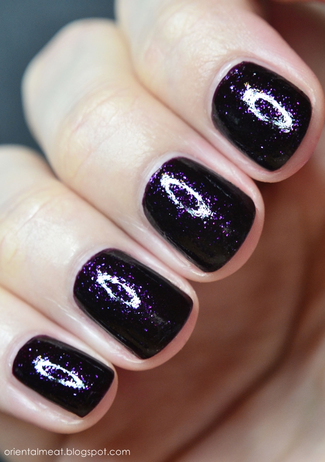 LilypadLacquer-Purple Violet