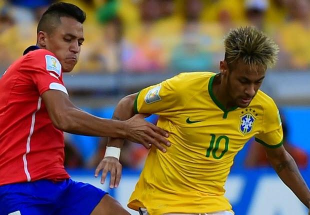 Neymar Bakal Bermain Di Emirates Stadium