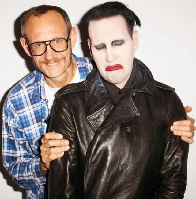 Marilyn Manson ya no es el mismo de antes